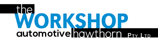 The Workshop Automotive Hawthorn Logo